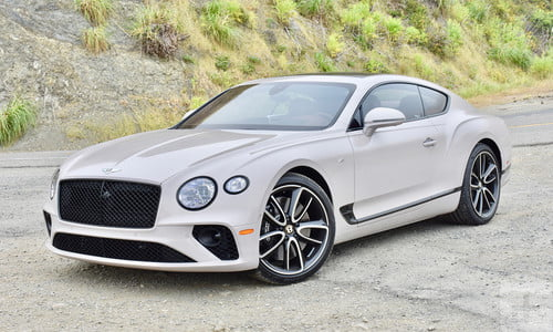 2020 Bentley Continental GT V8 Coupe First Drive Review | Digital Trends