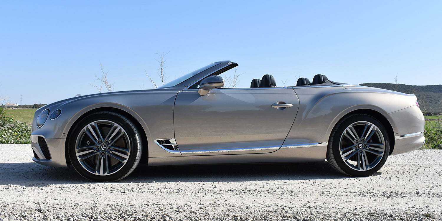 2020 bentley continental gt convertible review fullwide2