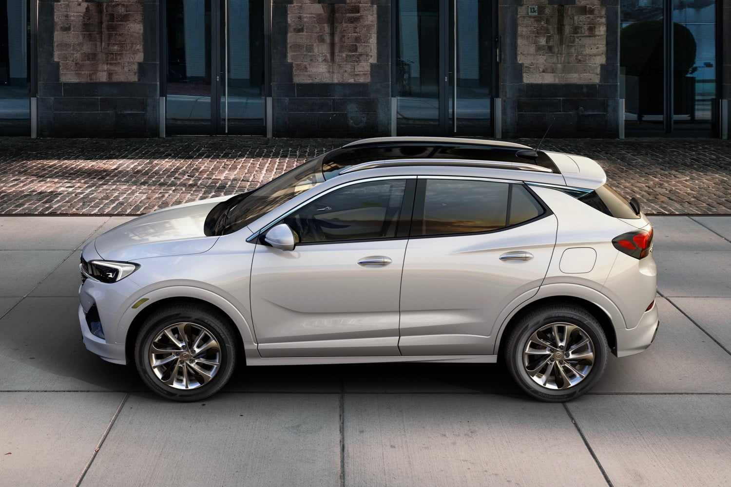 2020 Buick Encore GX will rely on turbocharged three ...