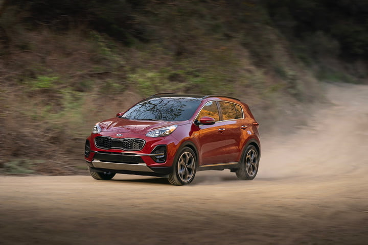 2020 Kia Sportage gets a bigger standard touchscreen and more driver aids