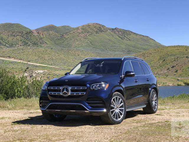 2020 Mercedes-Benz GLS First Drive: When Unstoppable Force ...