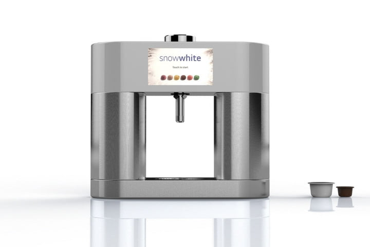 LG's SnowWhite is a Keurig for lovers of homemade ice cream