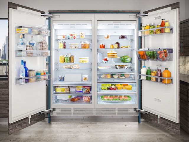 These Beautiful New Refrigerators From Thermador Are Sleek