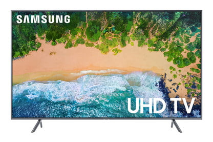 This Smart 40-inch Samsung 4K TV from Walmart is an Absolute