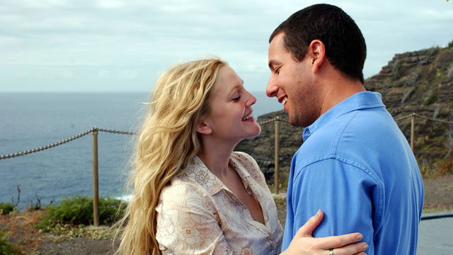 best rotten movies 50 first dates  2004