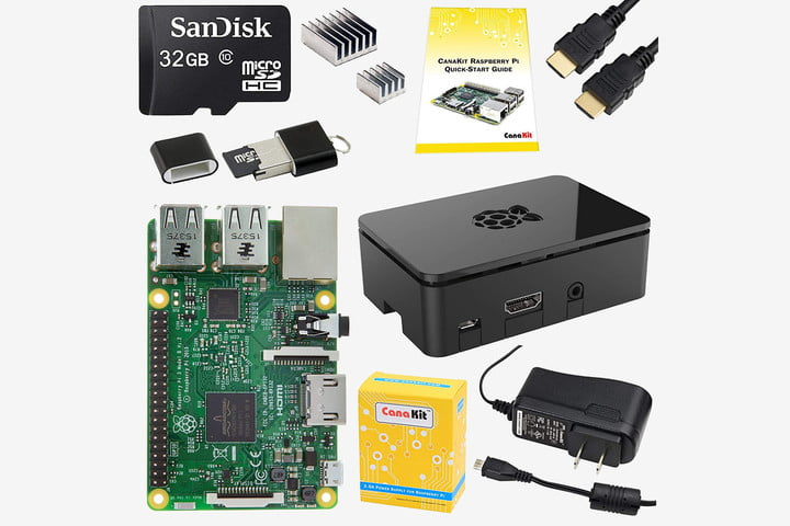 The Best Raspberry Pi 3 Starter Kits and Bundles for DIY Projects