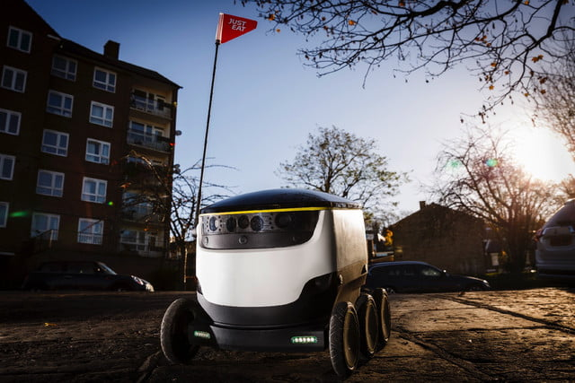 robot delivery uk tf21232
