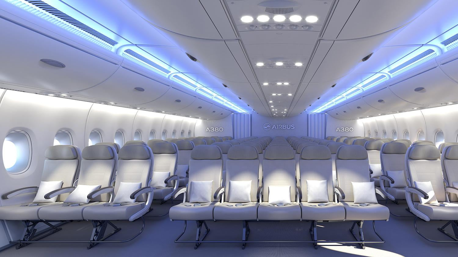 New Smaller Coach Seat Designs For Planes Digital Trends