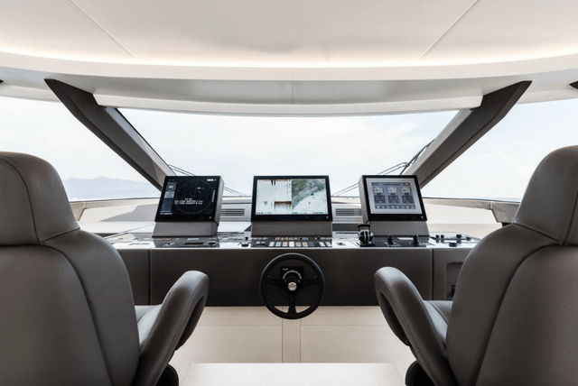 Ab Yachts Builds 100 Foot Yacht For Size And Speed Digital Trends