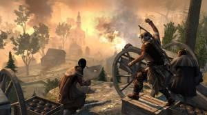 assassins creed 3 the tyranny of king washington dlc part 1 infamy ac3 sp 13 frontier cannons 300x300