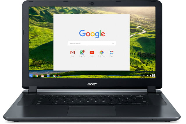acer chromebook 15 12 hours battery life cb3 532 straight on gwp