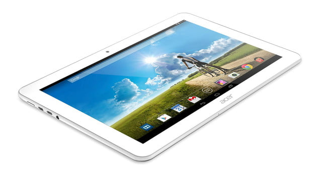 embargo 93 620am et acer goes tablet crazy ifa 2014 iconia tab 8 w 10 one flat white press image