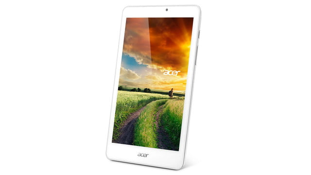 embargo 93 620am et acer goes tablet crazy ifa 2014 iconia tab 8 w 10 one upright left face 2 press image