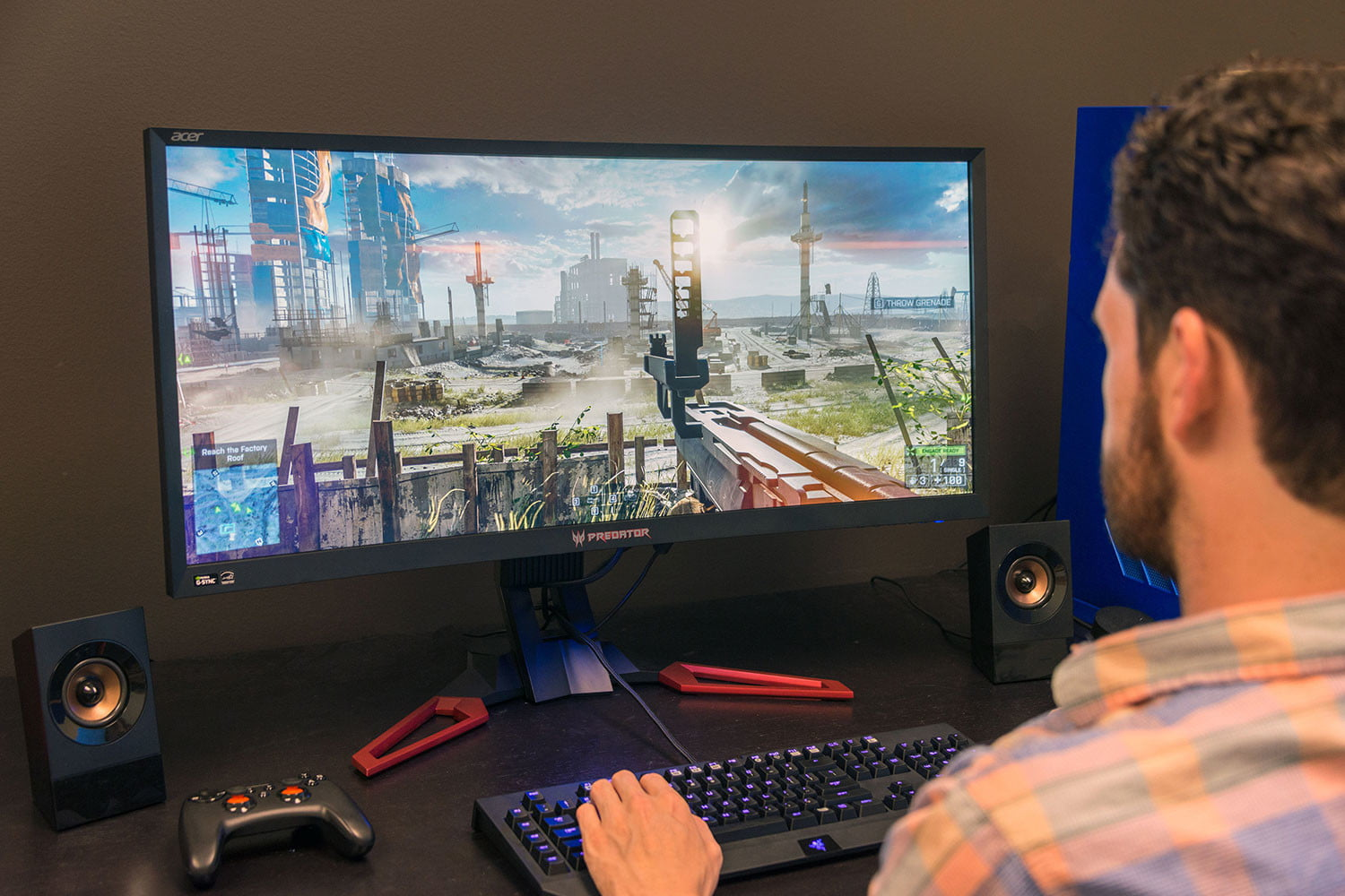 Do you need a high refresh gaming monitor?