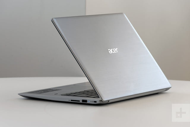 Acer Swift 3 review lid