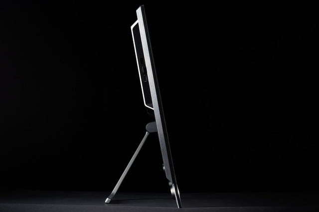 Acer TA272HUL review side profile