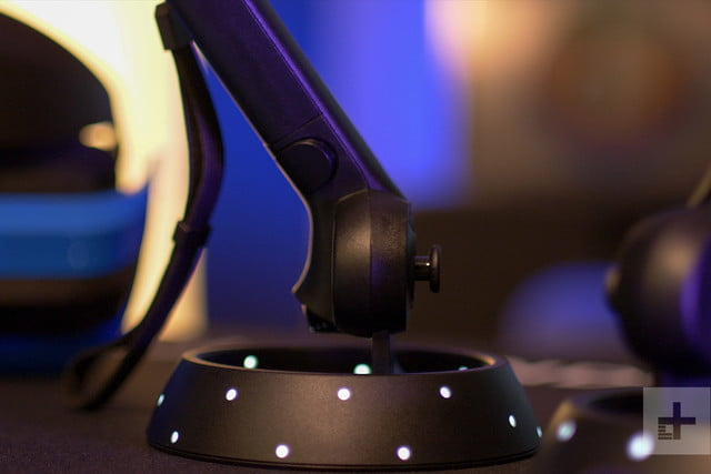 Acer Windows Mixed Reality Headset review controller flat