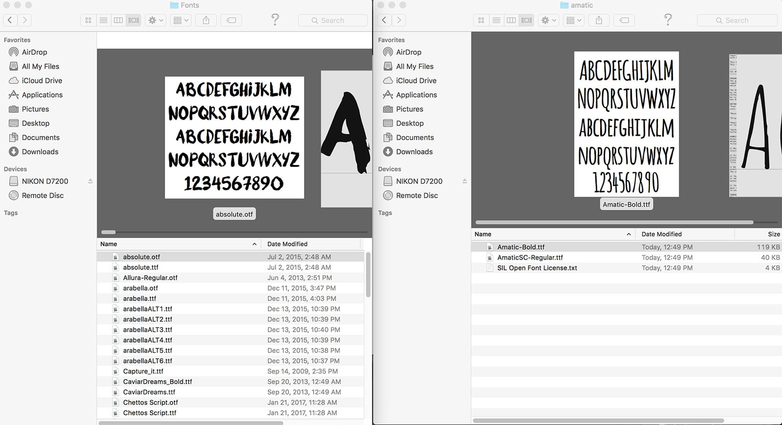 How to add fonts to photoshop from typekit to font downloads how to install fonts in photoshop addfontsonmac ccuart Choice Image