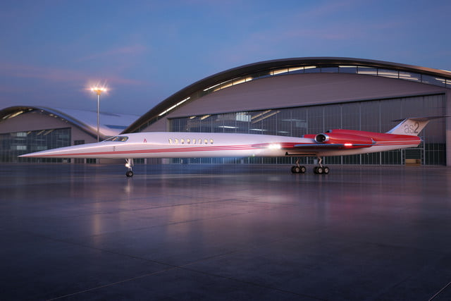 high speed concepts that could mark the return of supersonic travel aerion as2 hangar hr