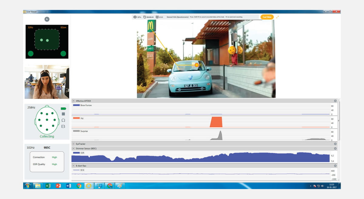 real-world driver data emotion tracking