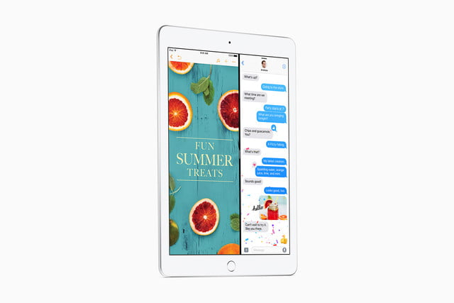 apple 9 7 inch ipad news affordable new front angle 1