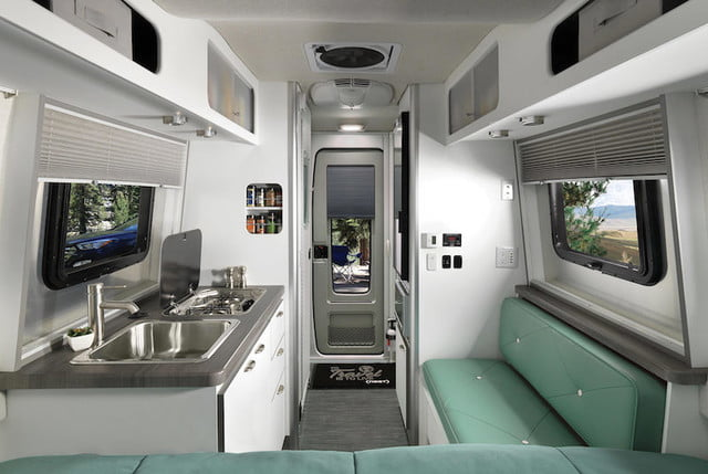 the airstream nest is finally here but it 39 s going to cost you digital trends. Black Bedroom Furniture Sets. Home Design Ideas