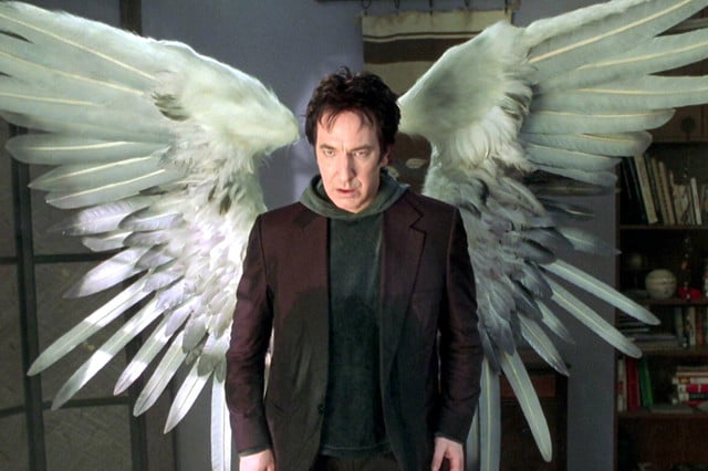 alan rickman best ten roles death dogma