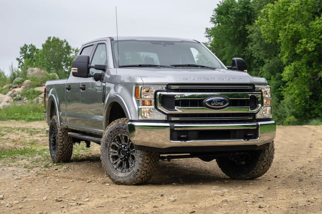 2020 Ford F-Series Super Duty Gets Tremor Off-Road Package | Digital
