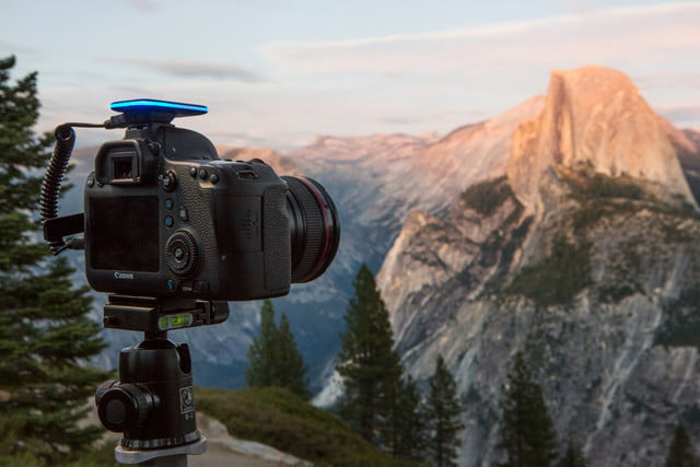 pulse is a smart remote camera trigger that helps you shoot time lapses easily alpine labs 6