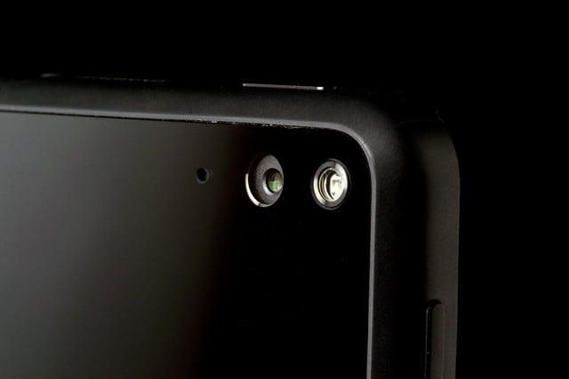 Amazon Fire phone front camera