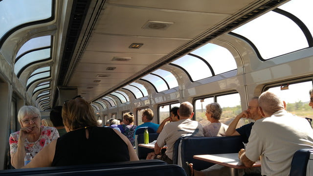 Amtrak Residency