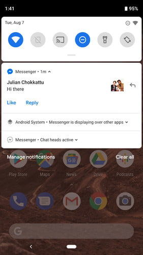 Android 9 0 Pie: Everything New With Notifications | Digital