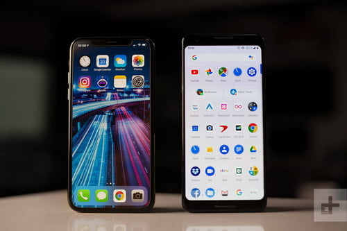 Android vs  iOS: In-Depth Comparison of the Best Smartphone