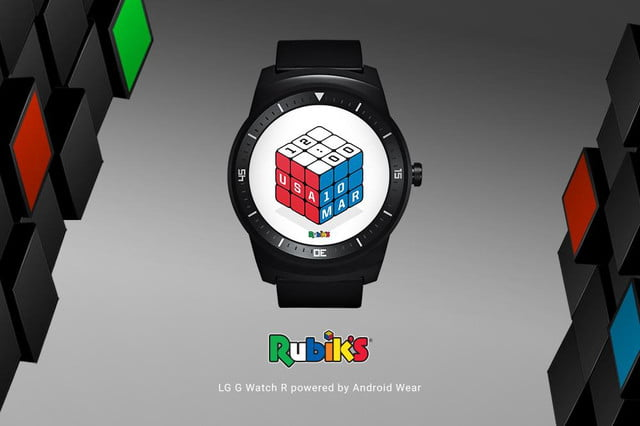 android wear 17 new watch faces androidwear rubiks 1000x666 1