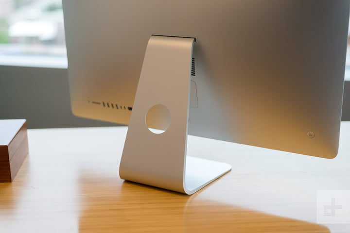 Apple iMac with Retina 5K Display review stand