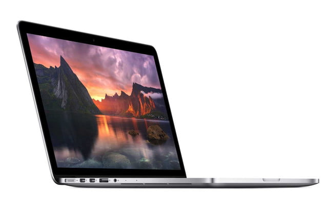 Apple Macbook Pro 13 Open