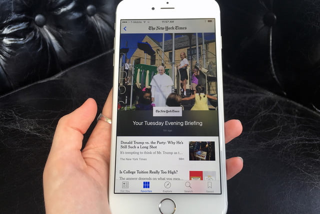 apple news app ios