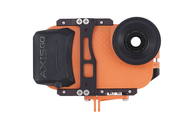 AquaTech AxisGo for iPhone