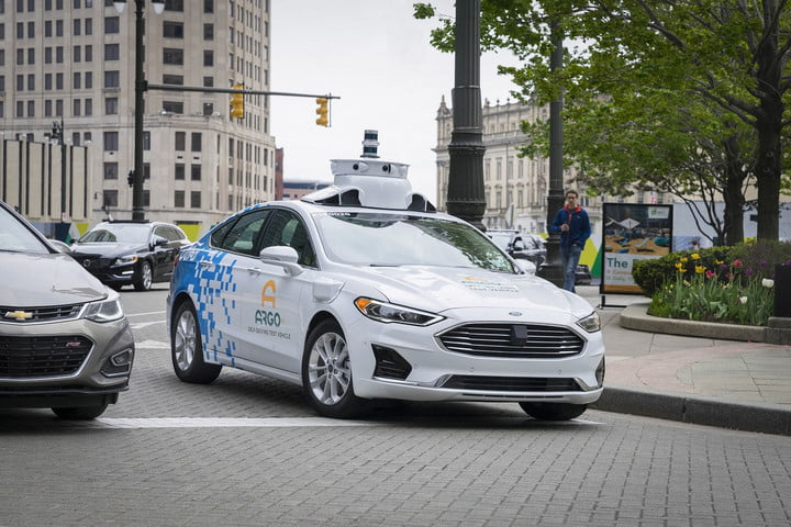Will Detroit be the ultimate test for Argo A.I.'s self-driving Ford?