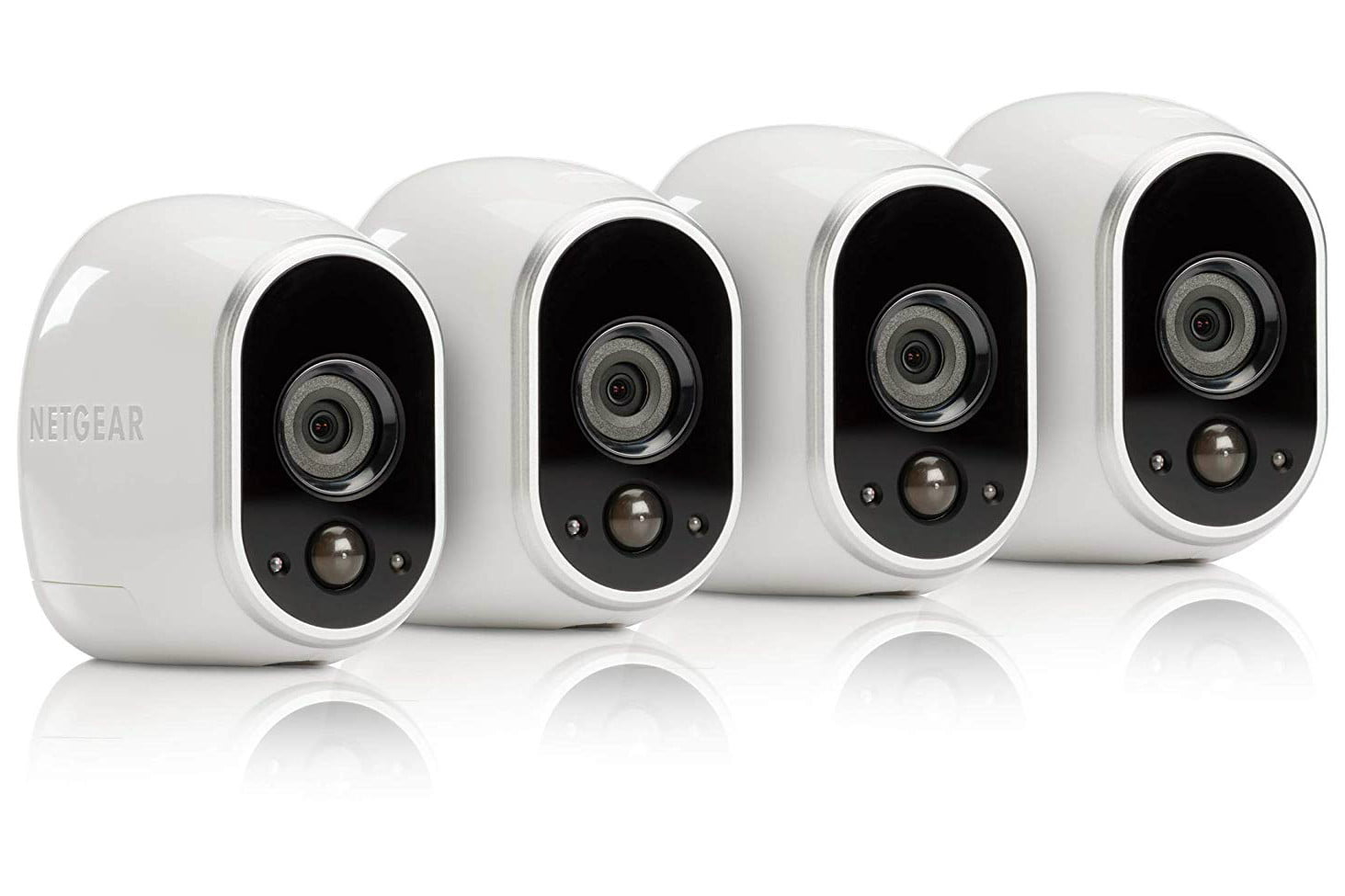 Gives Arlo 4 Camera Wireless Home Security System A