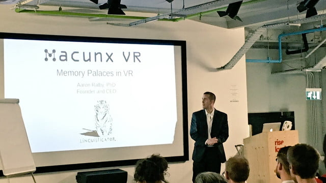 macunx vr visual learning platform armacunx4