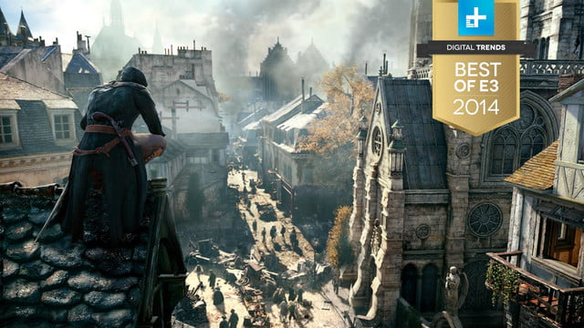 Assassins Creed Unity Best of E3