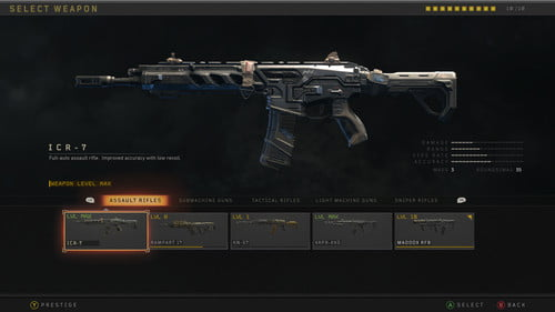 Call of Duty: Black Ops 4': Every Weapon in Multiplayer
