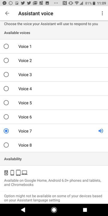 easy guide on how to change google assistants voice assistant 5