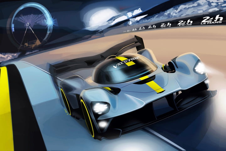 Aston Martin will put its Valkyrie hybrid hypercar to the ultimate test