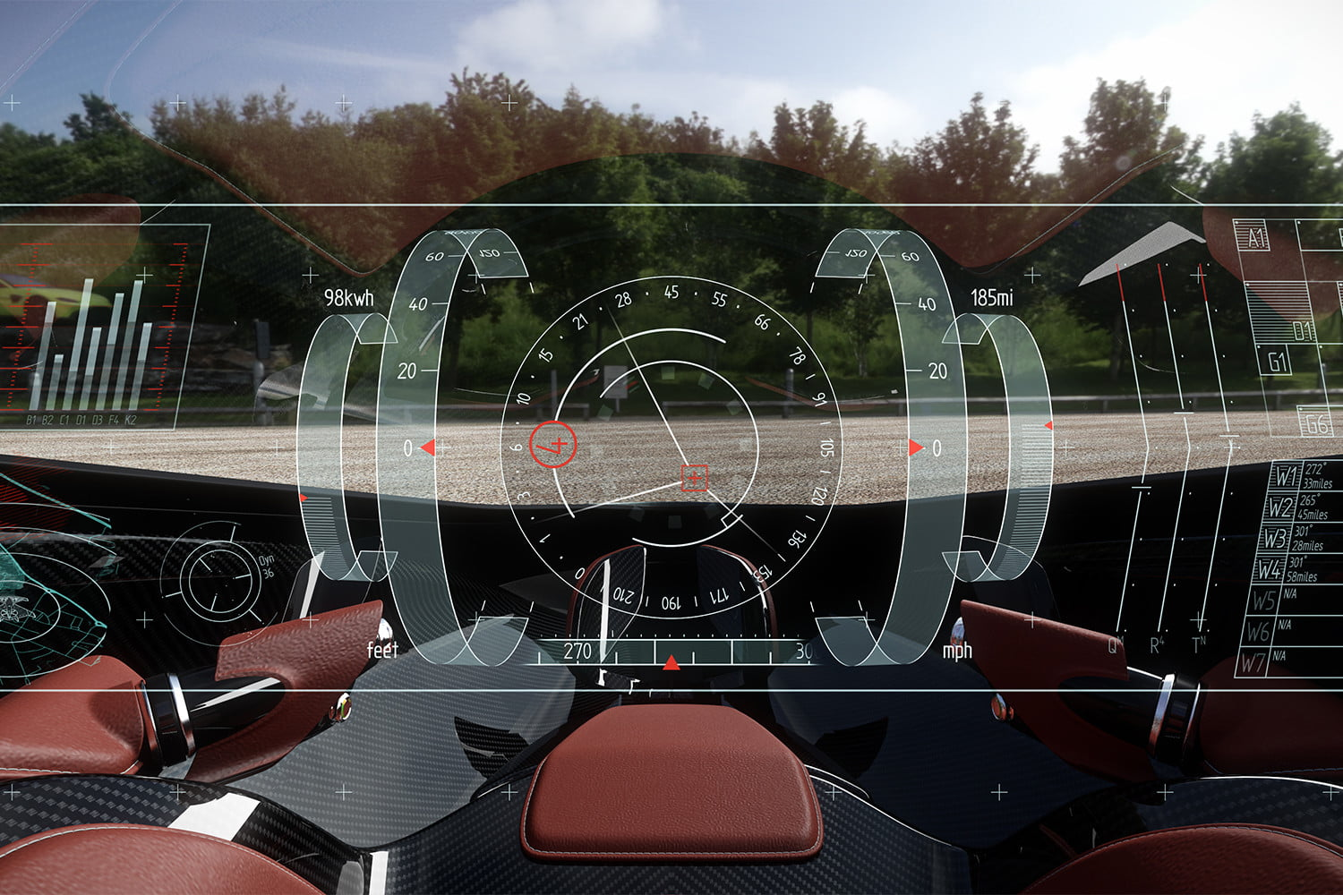 Aston Martin Offers >> Aston Martin's cars figuratively fly. The Vision Volante does it - KTEN.com - Texoma news ...