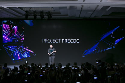 Project Precog Is Asus' Vision of the Future of Laptops