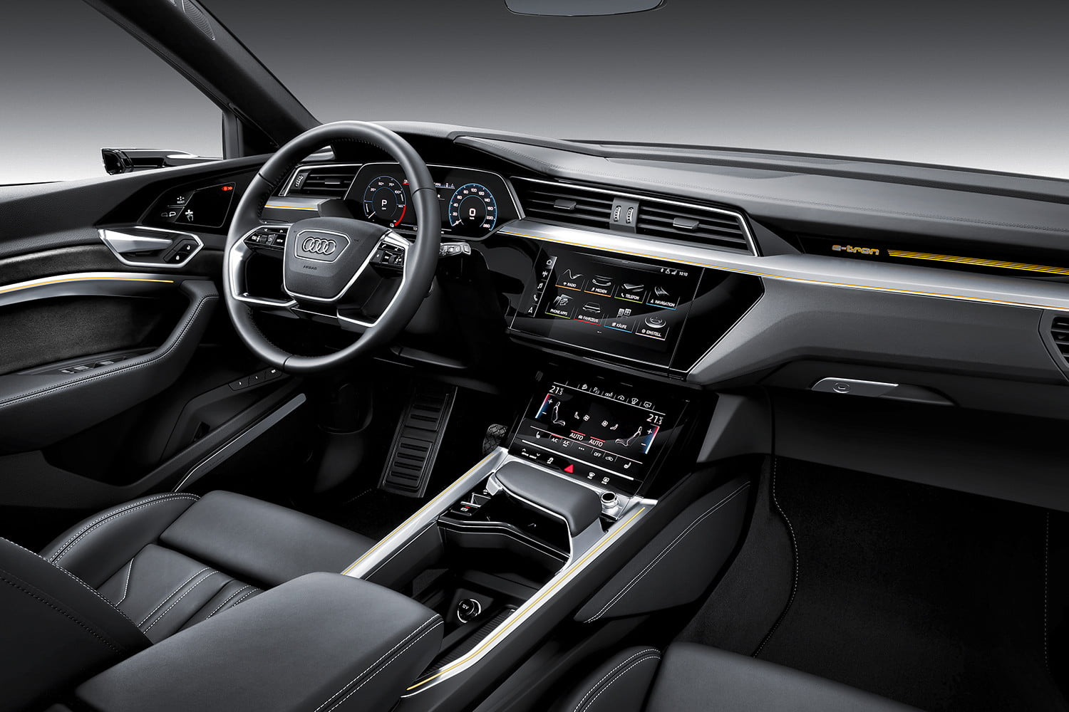 How Audi Took Its Ambitious E Tron Concept From Dream To