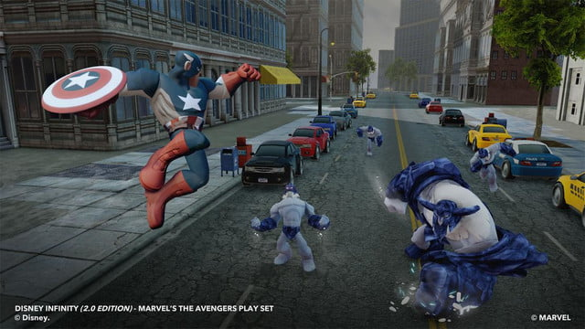 disney infinity 2 0 marvel super heroes comes ps4 xbox one fall avenger captainamerica