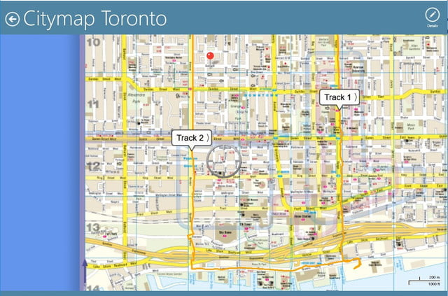 Avenza Maps Can Guide You When You Don't Have Network Access